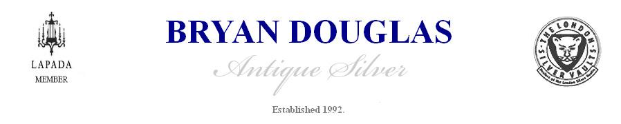 Bryan Douglas - Silver