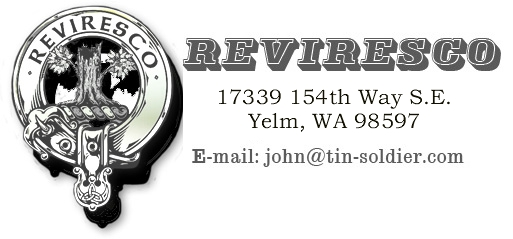 Reviresco logo & address