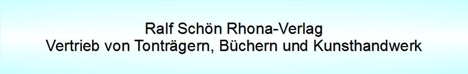 Banner Rhona-Verlag