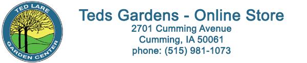 Teds Gardens E-Store