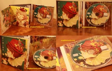 Digibook CD-Album