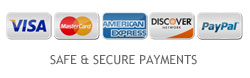 pay safely & securely