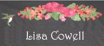 Lisa Cowell logo