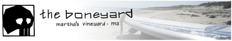 The Boneyard Surf Shop