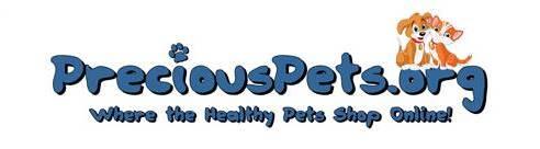 PreciousPets.org Logo