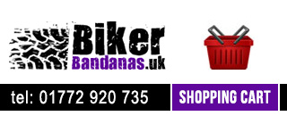 BikerBandanas.uk Checkout