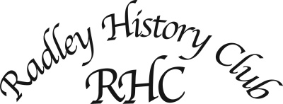 Radley History Club